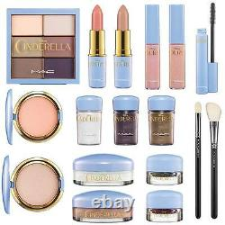 MAC Disney Cinderella Complete Collection Makeup Set 15 Pieces Beauty NEW