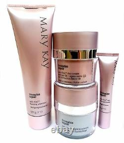 Mary Kay Timewise Volu-Firm Anti-Aging Repair Set (Full Size, 4 Pieces) FRESH
