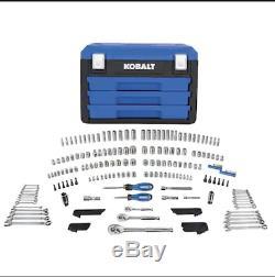 Mechanic Tools Automotive Professional Set (KOBALT 227-PIECES) Ratchets Sockets