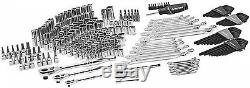 Mechanics Tool Set Husky Professional DIY Workshop Durable Storage Kit 268-Piece