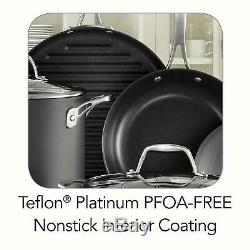 Member's Mark Nonstick 15-Piece Cookware Set by Tramontina