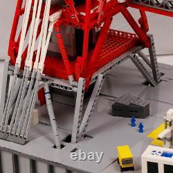 NASA Apollo Saturn V Tower Mk I Building Blocks Toys Set 3292 Pieces Bricks