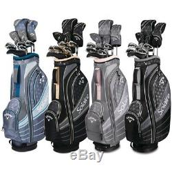 NEW Callaway Solaire Complete Ladies Golf Package Set 11 Piece 2019