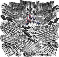 NEW Craftsman 444 Piece Mechanic Tool Set Professional Garage SAE Metric 311 413