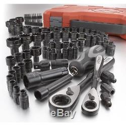New Craftsman 85-pc Piece Universal Max Axess Tool Set WithCase SAE Metric No TAX