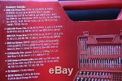 New Craftsman Ultimate Screwdriver Bit Set 208 pcs 208-Piece FAST FREE SHIPPIN