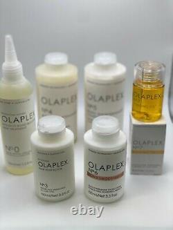 Olaplex Full Set 6 piece set 1pc of each #0, #3, #4, #5, #6, & #7
