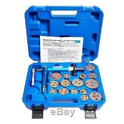 Pagid 18 Piece Air Line Pneumatic Brake Piston Wind Back Tool Set