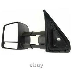 Power Heated Tow Signal Side Mirror Pair for 2007-2014 2015 2016 Toyota Tundra