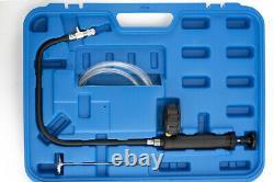S-27PT Cooling System Tester Pressure Refill 27 Piece Test Leaks Head Gasket