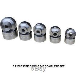 SWAG Off Road Pipe Dimple Die Set (5) Pieces