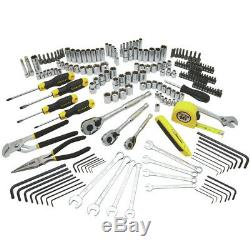 Stanley STMT73795 210-Piece Mixed Tool Set New