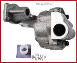 Stock Engine Rebuild Overhaul Kit for 1987-1992 Chevrolet SBC 350 5.7L