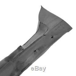 T-Top Rubber Roof Weatherstrip Seals 4 Piece Set Pair for 82-92 Firebird Camaro