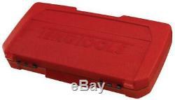 Teng Tools 39 Pce 3/8 Drive Socket Ratchet Extension Tool Set Case