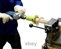 Timber Tuff 3-Piece Tenon Cutter Set (1, 1.5, 2) TMC-1152TCFB