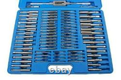 US PRO Tools 110 Piece UNF, NS, UNC, (SAE) & Metric Tap And Die Set 2654