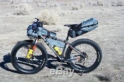 Urban Desert 3,4 & 6 piece Bikepacking set bike packing saddle bag cycling XPAC