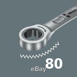 Wera 05020013001 Joker Combination Wrench-Set, 11 Pieces