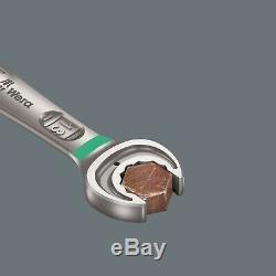 Wera Joker Ratcheting Combination Wrench Set Metric 11 Pieces 05020013001